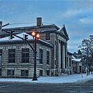 Carnegie Library Coshocton Ohio by Jack Hunt