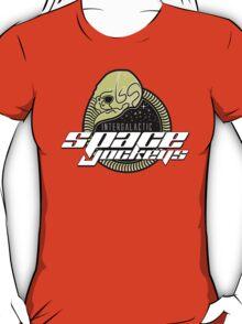 Intergalactic Space Jockeys T-Shirt