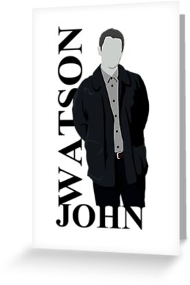 John Watson by drawingdream