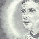 Martin Freeman Dr Watson by Qutone