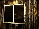 The windows were darkened so no one could see inside... by Scott Mitchell