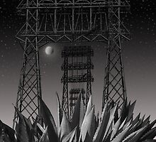 TOWER OF POWER by Larry Butterworth