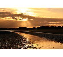 Donabate Beach Photographic Print