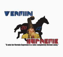 Vermin Supreme by brennanpearson