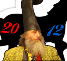 Vermin Supreme Sticker