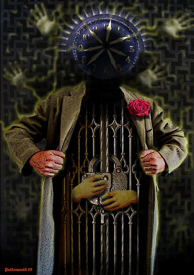 THE PRISONER OF TIME by Larry Butterworth
