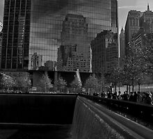 Manhattan Reflections by JMChown