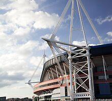 Cardiff Millennium Stadium by dipper84