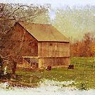 One more barn by vigor