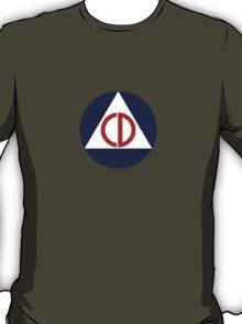 Civil Defense Emblem T-Shirt