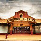 Cummins Theatre - Merredin - West Australia by Chris Paddick