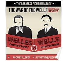 War of the wells Poster