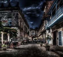 Old Havana by Erik Brede