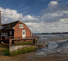 Langstone Mill by Karl Thompson