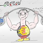 German heavy lifting sustains EUR and Greek debt talks by Binary-Options