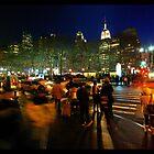 NY Bustle by berndt2