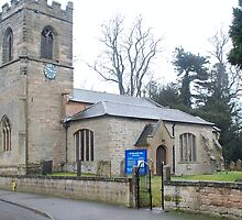 SAINT PETERS AND SAINT PAULS, OXTON, NR SOUTHWELL by The-Stranger