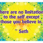 Seth Quote by Dooda Creations