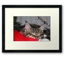 Christmas Gift We Didn't Wrap Framed Print