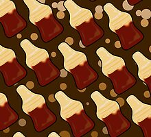 Cola Bottles by Siegeworks .