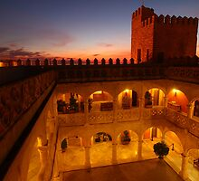 Castillo de Luna Sunset  by fototaker