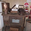 Old Stove by myhobby