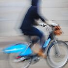 Boris Bikes ( Blurred Series) by Sherion