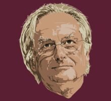 Richard Dawkins by DebbieDoesDogs