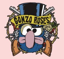 Gonzo Roses Kids Clothes