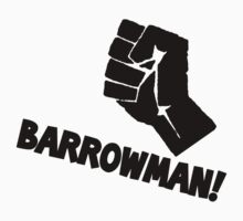 Barrowman! Kids Clothes