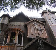Old Town's Haunted House by Debbie Robbins