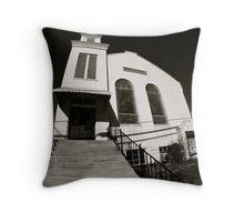 Methodist Church, West Liberty, KY Throw Pillow