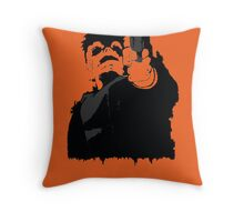 """look me in the eye and tell me i'm crazy"" Throw Pillow"
