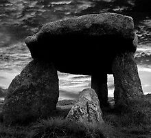 Mysterious Lanyon Quoit by Robert Down
