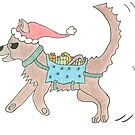 A Christmas Dog by elainejhillson