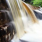 Chocolate Falls by Steve Chapple