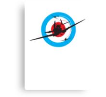 Supermarine Spitfire Design 001 Canvas Print