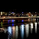 Brisbane Night by Stephen Monro