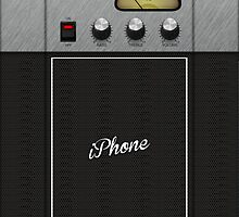 iPhone Amplifier by KRDesign