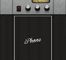 iPhone Amplifier by KRDesign