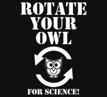 Rotate Your Owl Dark by AngryMongo
