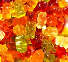 GUMMY BEARS by gothgirl
