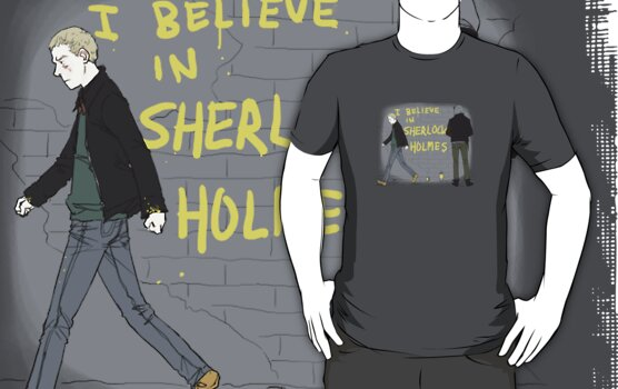 BelieveinSherlock! by reapersun