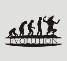 Evolution by Chris Walker