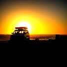 4x4 Sunset by Karlientjie