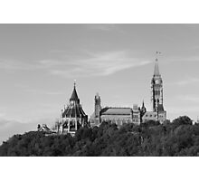 Oh, Canada! Photographic Print