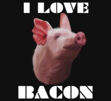 I love bacon... by Palomar78