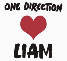 One Direction Love for Liam by StaceyN