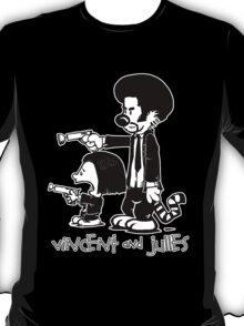 Vincent and Julles T-Shirt
