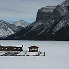 Ice Lake House by dsimon